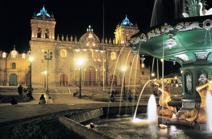 La Plaza de Armas(2)